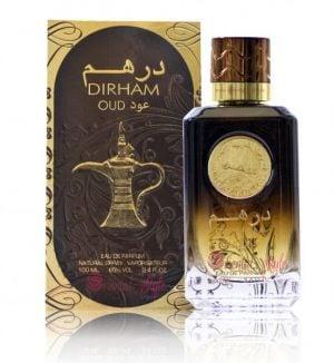 Parfum Arabesc Unisex, Dirham Oud, 100 ml