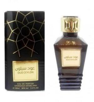 Parfum Arabesc Unisex, OUD Ceylon, 100 ml