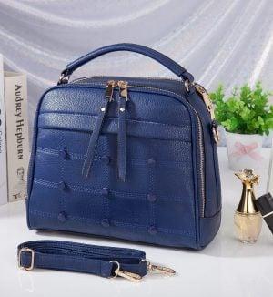 geanta dama albastra tasha zafia.ro