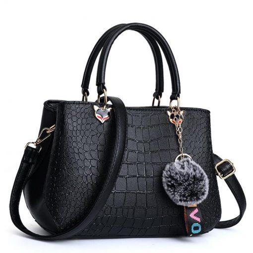 geanta dama neagra ruben zafia.ro