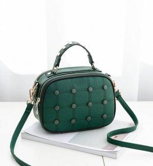 Geanta-Dama-otis 3 culori zafia.ro verde