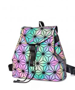 rucsac kenny geometric fosforescent