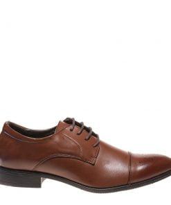 Pantofi barbati Andronic maro