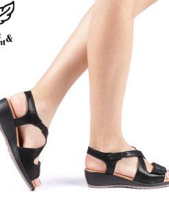 Sandale dama Amalya negre