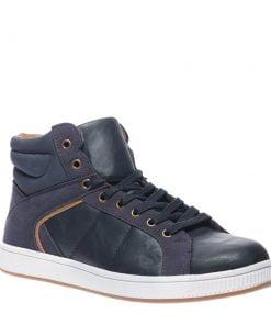 Pantofi barbati Carolos albastri