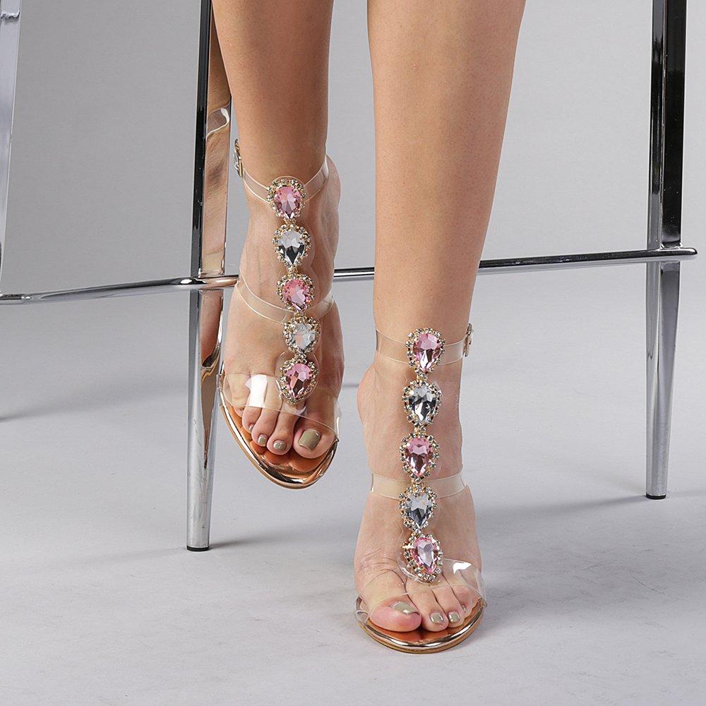 Sandale dama Bella sampanie