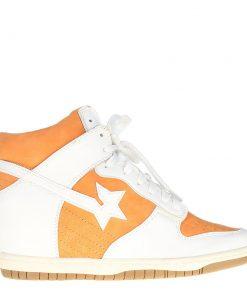 Pantofi sport dama  Reka portocaliu