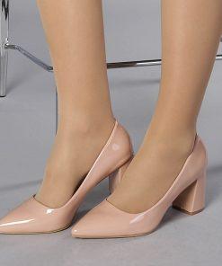 Pantofi dama Zaira roz