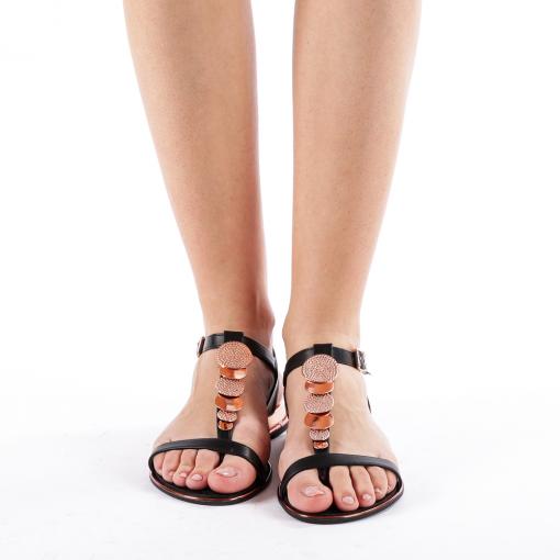 Sandale dama Lowe negre