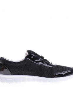 Pantofi sport dama Valentine negri