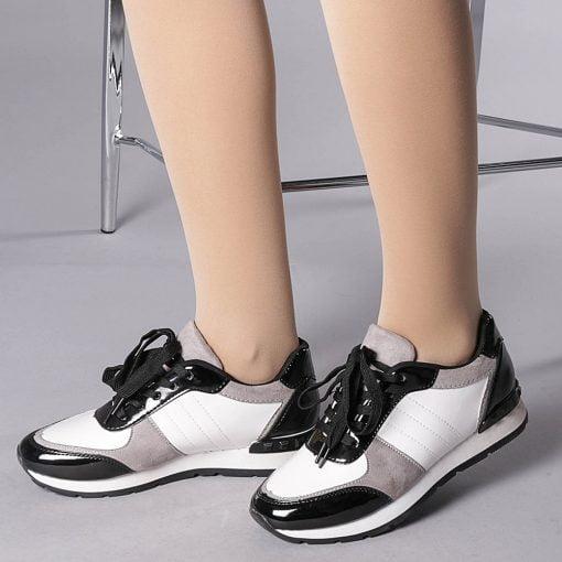 Pantofi sport dama Valeria negri