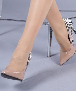 Pantofi dama Adina bej