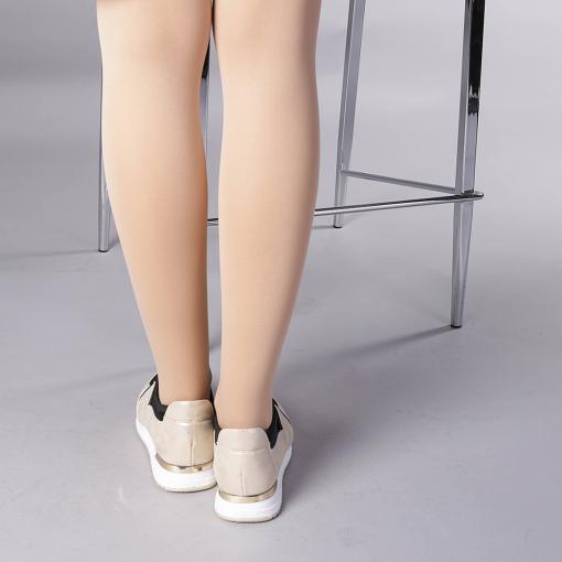 Pantofi sport dama Kimberly auri