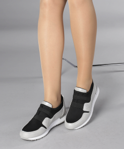 Pantofi sport dama Kimberly arginti
