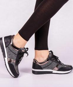 Pantofi sport dama Jesse negri