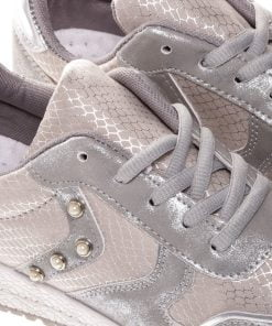 Pantofi sport dama Vivienne gri