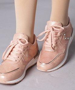Pantofi sport dama Vivienne roz